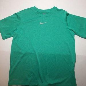 Nike Other - NWOT Nike DriFit Green Boys Medium Shirt Unisex