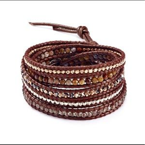 Chan Luu Jewelry - Chan Luu Wrap Beaded Bracelet