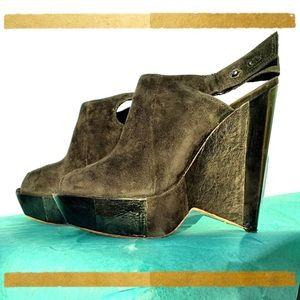 L.A.M.B. Shoes - L.A.M.B. Guru Wedges
