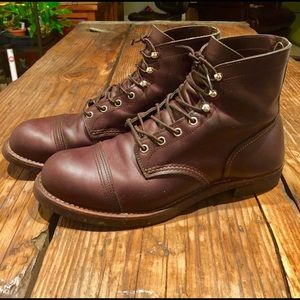 Red Wing Shoes Other - Red Wing Iron Ranger 8111 - 10.5D