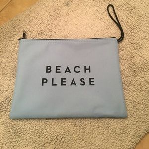 Milly Handbags - MILLY BEACH PLEASE MAKEUP/SWIM BAG