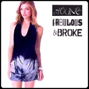Young Fabulous & Broke Tops - Young Fabulous & Broke Arianna Tunic Top Small