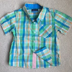 Andy & Evan Other - Andy & Evan Button Down Shirt