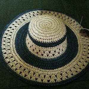 Kimchi Blue Accessories - Urban Outfitters Kimchi Blue StrawSun Hat,NWOT; -)
