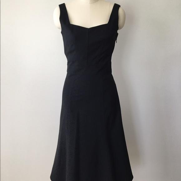 J. Crew Dresses & Skirts - J. Crew Black Knee-Length Dress