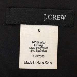 J. Crew Dresses - J. Crew Black Knee-Length Dress