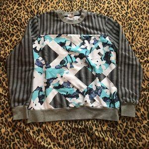 Peter pilotto for target medium sweatshirt womens