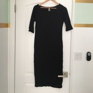 Pinkblush Dresses & Skirts - Black maternity dress