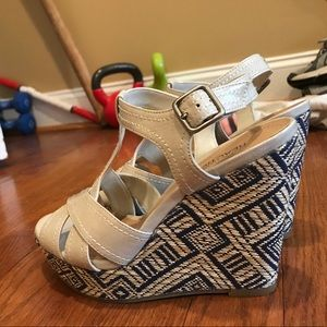 Kenneth Cole Reaction wedge shoes