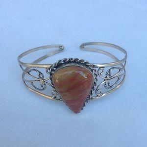 Jewelry - Australian Mookaite Jasper Bracelet