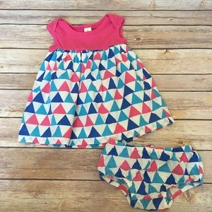 Stem Baby Other - Stem Dress & Bloomers