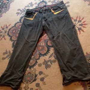 COOGI Denim - Coogi mens jeans size 42w/34l