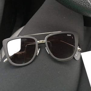 Quay Australia Accessories - Brand New Quay French Kiss Black Sunglasses