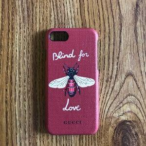 Gucci Accessories - Gucci iPhone 7 Case