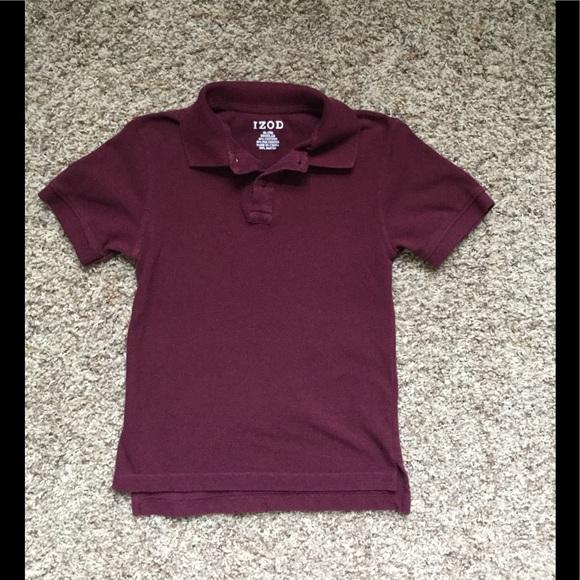63 Off Izod Other Boy 39 S Izod Polo Shirt Size 7x From