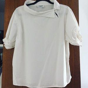Thom Browne Tops - Thom Browne white shirt