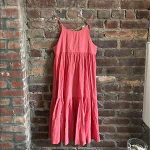 Bonpoint Other - Bonpoint summer strapy dress in coral