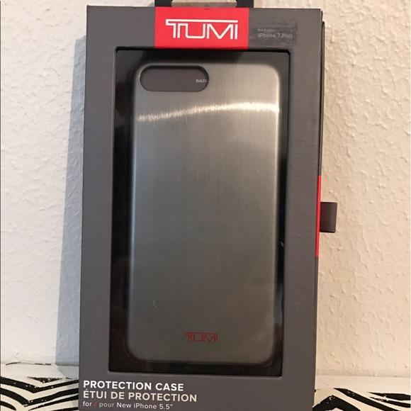 factory price 65fd4 efc7d Tumi case for IPhone 7 Plus NWT