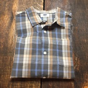 Old Navy Other - NWT Boys Old Navy Button Up