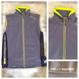 Helly Hansen Other - 🎉HP🎉NWT Helly Hansen charcoal HP Shore vest