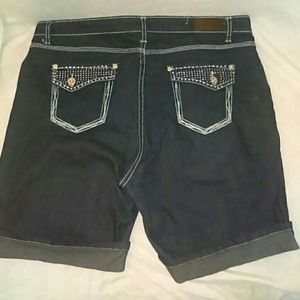 dkin Pants - dkin jean short size 18