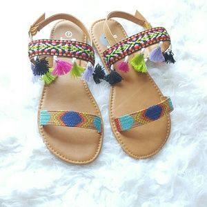 Betani Shoes - BOHO SANDALS