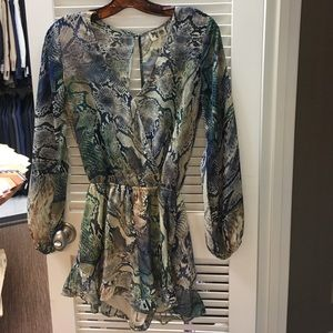 Show Me Your MuMu Other - Show me Your Mumu Rocky romper NWT XS