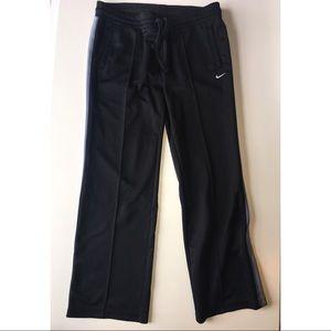 Nike Pants - Women's Nike creased athletic Pants Size Large