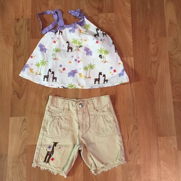 54% Off Gymboree Other - 2 Super Cute Girls Gymboree Outfits From Jessicau0026#39;s Closet On Poshmark