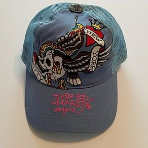 Ed Hardy Accessories - Ed Hardy Cap