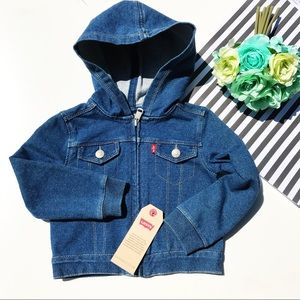 Levi's Other - levi's jean jacket for boys 18m