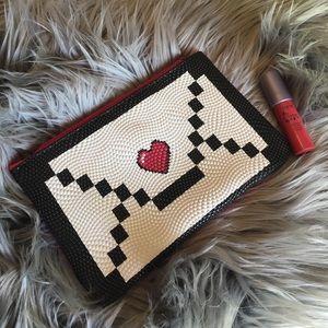tarte Other - Cute ipsy Love Letter 💌 Makeup Bag