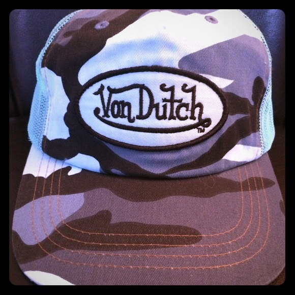Vintage Von Dutch Hat. M 590220df4127d00e15023f09 913ca9e9728