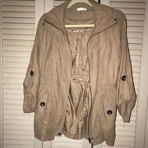 Francesca's Collections Jackets & Blazers - Francesca's Utility Jacket