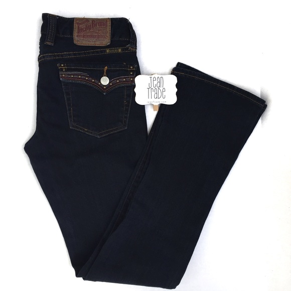 Lucky Brand Denim - Lucky Brand Jeans Lola Bootcut
