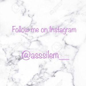 Other - Instagram !