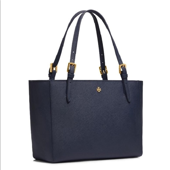 Tory Burch Handbags - Tory Burch York Tote - Navy