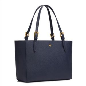Tory Burch York Tote - Navy