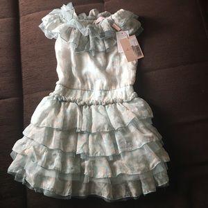 Miss Blumarine Other - Beautiful Silk Dress for your little princess👑