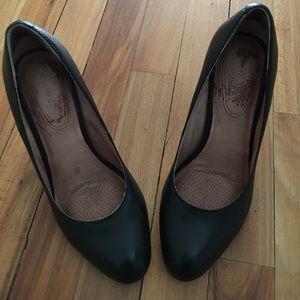 Corso Como Shoes - Corso Como black pumps size 6.