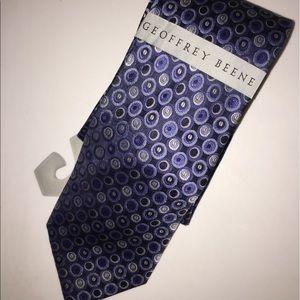 Geoffrey Beene Other - Men's necktie Geoffrey Beene blue