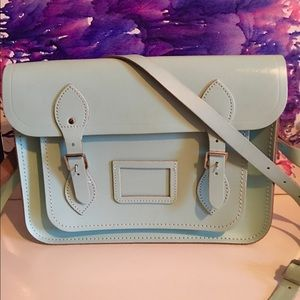 The Cambridge Satchel Company Handbags - The Cambridge satchel company baby blue satchel
