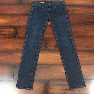 J. Crew Denim - J. Crew Toothpick Stretch Jeans Size 26