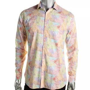 Stone Rose Other - 🌹Stone Rose🌹-Paisley L/Sleeve Shirt  XL NWT $189