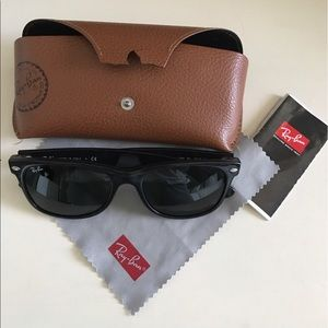 Ray-Ban Accessories - Authentic Ray Ban Wayfarer Sunglasses