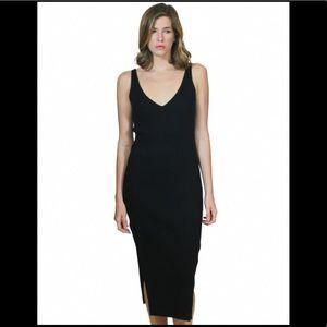 360 Cashmere Dresses & Skirts - 360 Cashmere Ribbed Dress