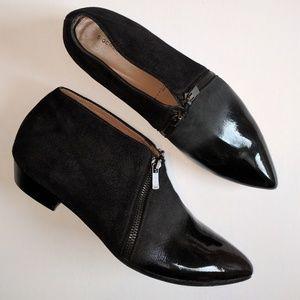Sigerson Morrison Shoes - Sigerson Morrison Black Vero Cuoio Booties