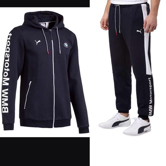 bmw motorsport p product main sweatsuit zappos track com at jacket puma