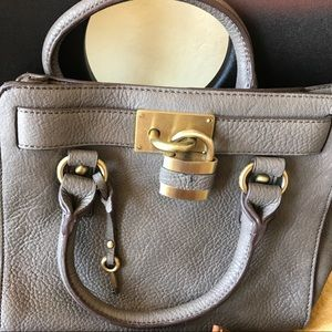 mellie bianco Handbags - Medium size grey purse