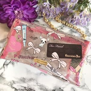 Too Faced Other - 💖 London Skinny Dip Collector Makeup Bag 💖